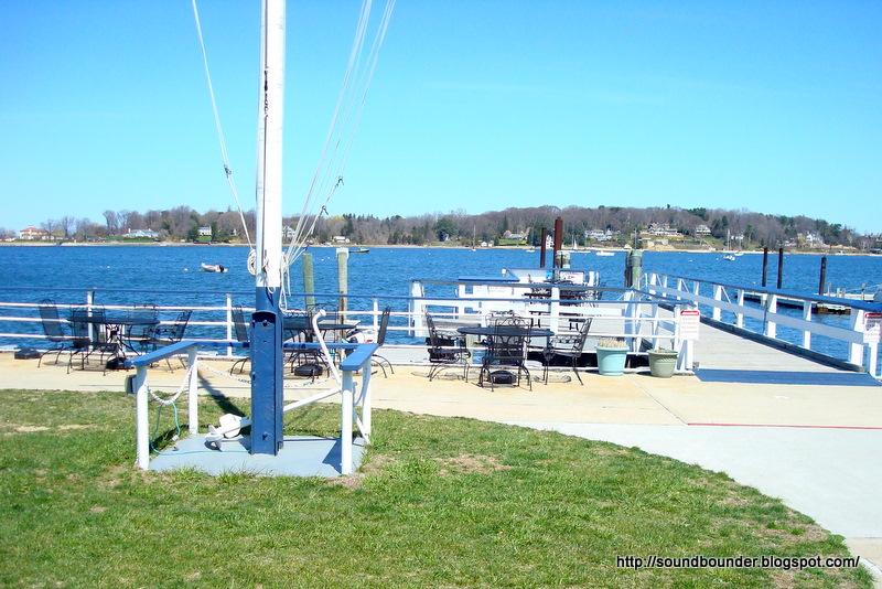 Sagamore Yacht Club, Oyster Bay. Sagamore Yacht Club: website
