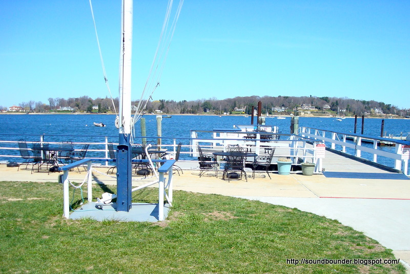 Sagamore Yacht Club, Oyster Bay. Sagamore Yacht Club: website