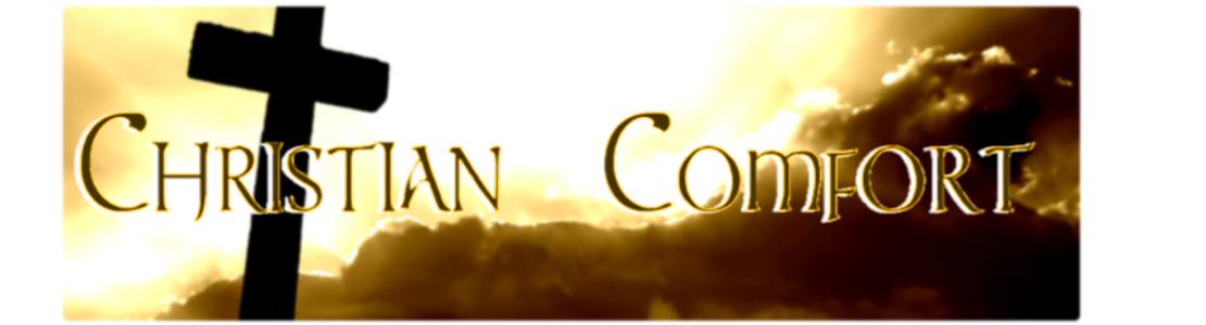 Christian Comfort Blog