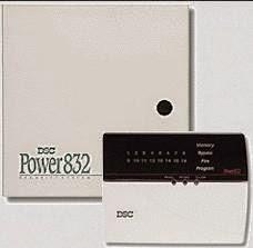 POWERSERIES 8 ZONE LED KEYPAD PC1555RKZ MANUAL