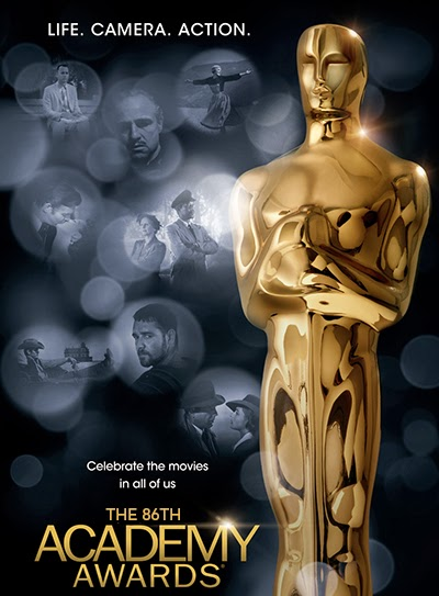 The 86th Annual Academy Awards 2014 480p HDTV 400mb