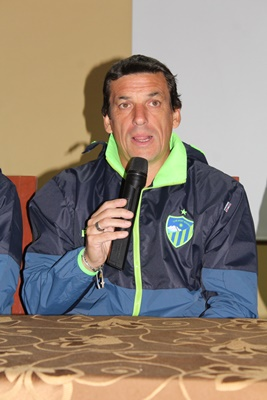 DANIEL BERNARD...PREPARADOR FÍSICO....