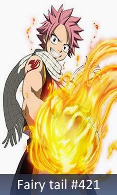 Leer Fairy Tail Manga 421 Online Gratis HQ