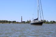 Ankerplaatsen op en rond 't IJsselmeer