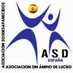 SOS DESAPARECIDOS ESPAÑA