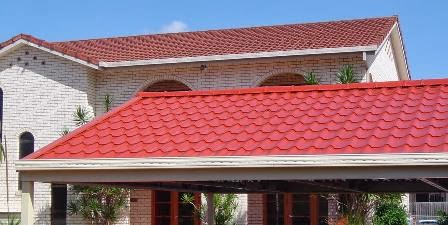 KING ROOF Genteng Metal dari Flamell Indonesia - Bajaringan.net