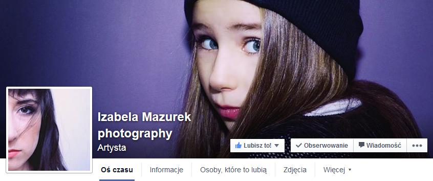 https://www.facebook.com/IzabelaPhotography?fref=ts