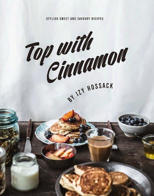 top with cinnamon - cookbook