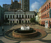 The Historic Centre of Macao in China