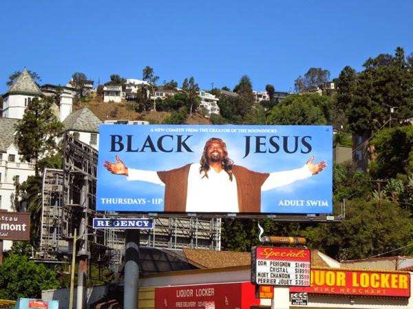 Black Jesus season 1 billboard