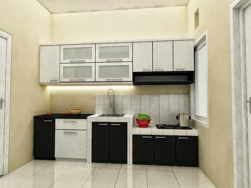 Model Desain Interior Dapur Rumah Minimalis banyak dicari