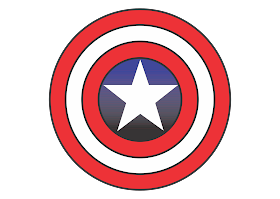 download Logo Captain America Vector