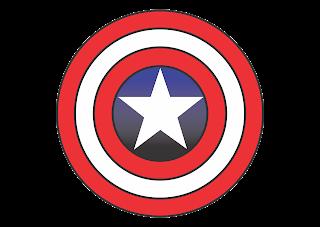 Captain America Logo Vector download free
