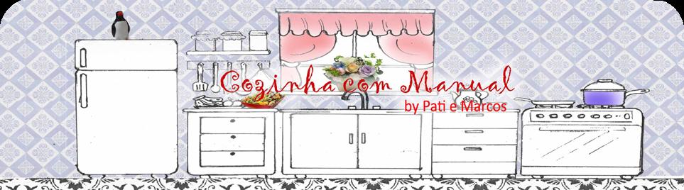 Cozinha com Manual