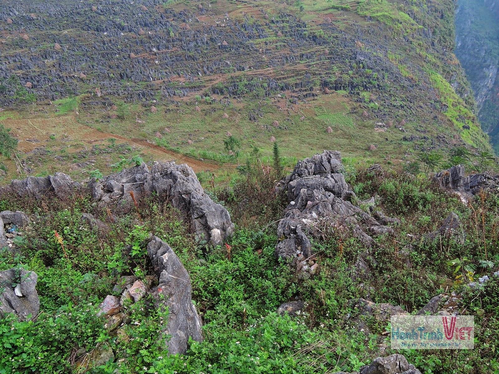 Col Ma Pi Leng - une oeuvre superbe de la Mère Nature