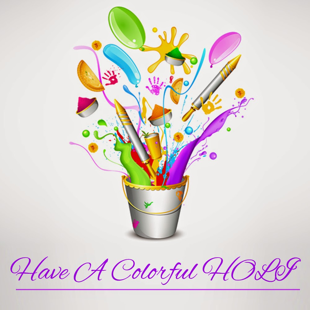 happy holi 2015 facebook cover