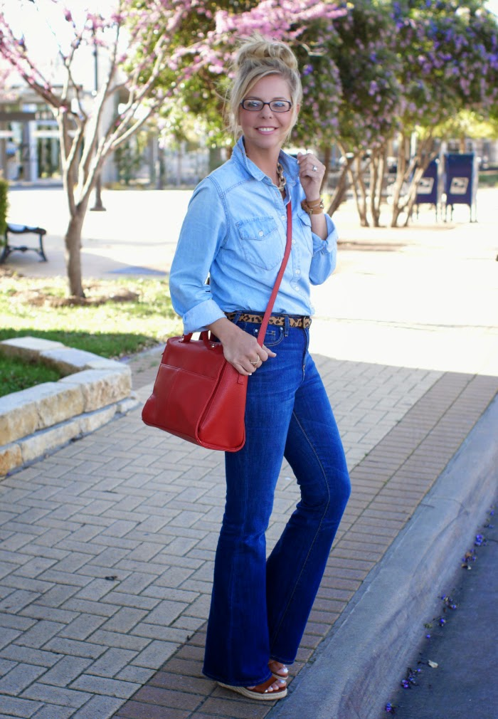 are flare jeans coming back in style