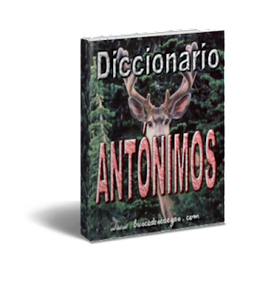 diccionario de antónimos