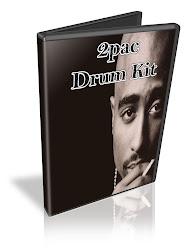 2pac Drum kit 9.99 USD