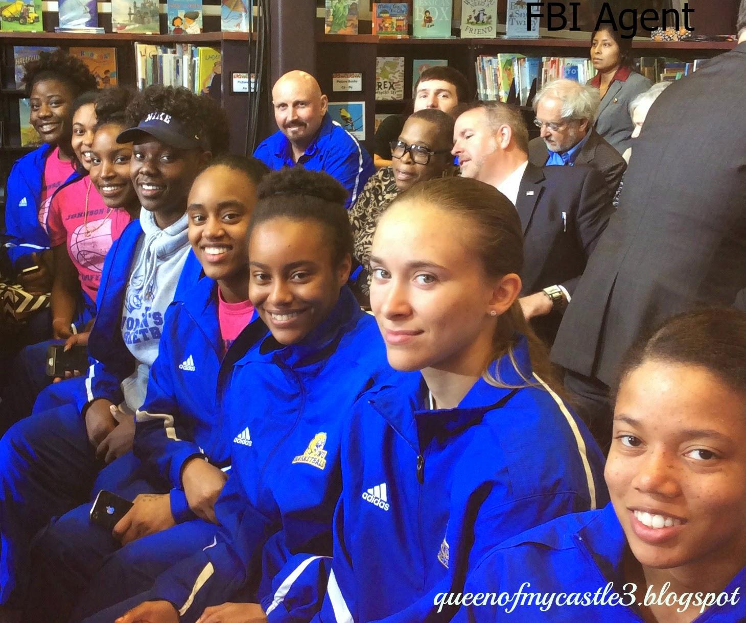 Johnson & Wales Woman's Basketball Team