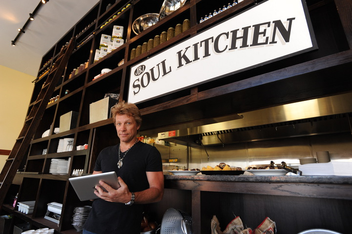 Jon Bon Jovi Soul Kitchen