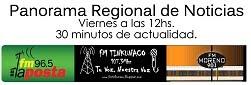 Panorama Regional de Noticias