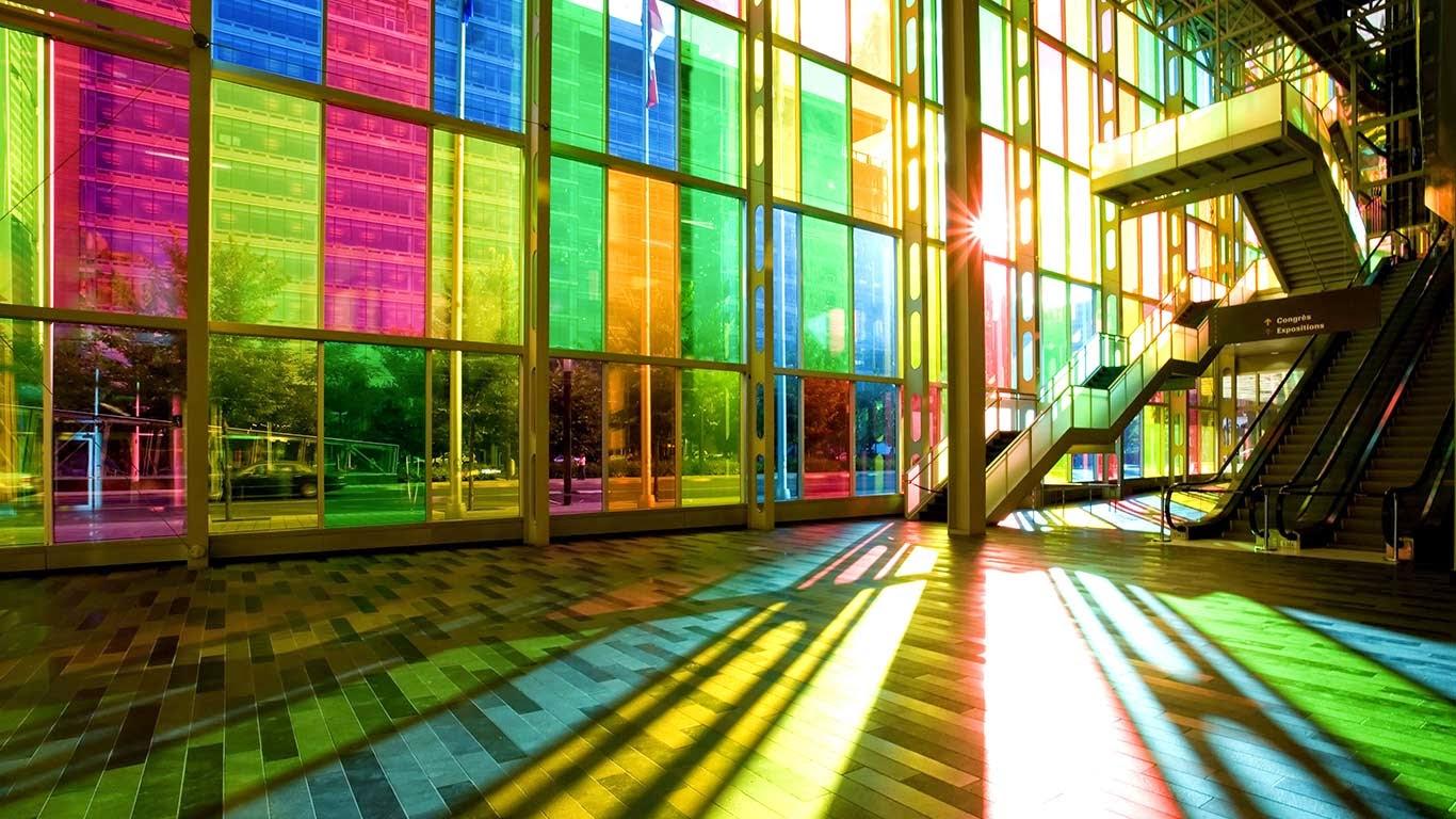 The Palais des Congres in Montréal, Québec, Canada (© 2/Uyen Le/Ocean/Corbis) 176