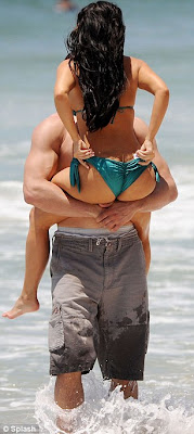 Kim Kardashian and Boyfriend