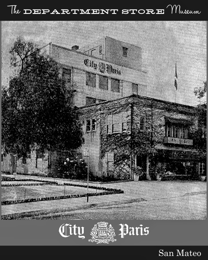 The Department Store Museum City Of Paris Dry Goods Co