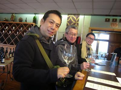 オレゴン ワイン カントリー ツアー