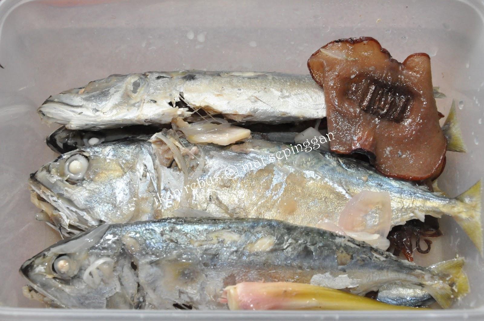 Resepi Ikan Goreng Masak Kicap Pedas Sedap