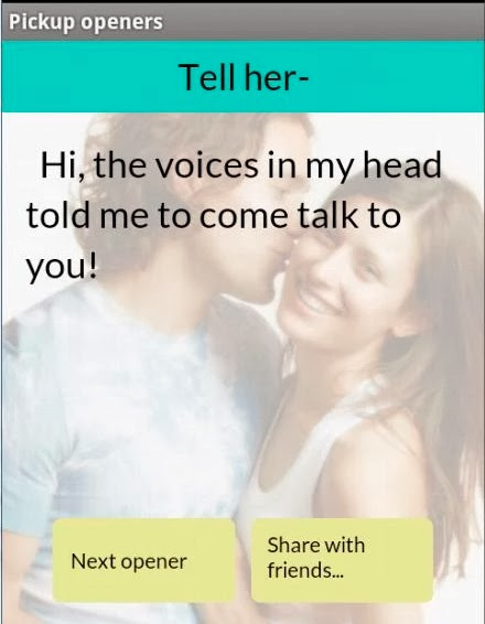 como hablar con una chica (abridor)