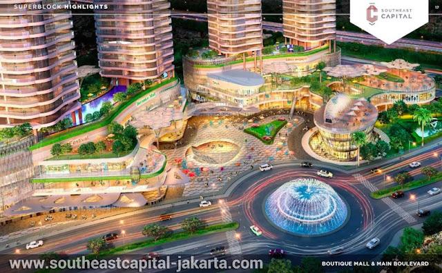 Southeast Capital Jakarta Timur Super Block