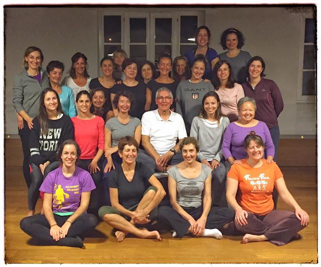 Sesión de Yoga en las Caldas Villa Termal