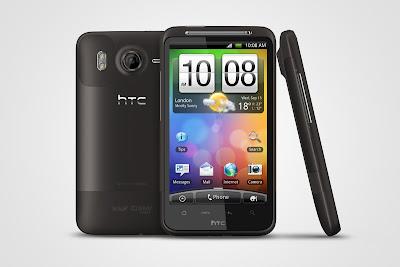 HTC Desire HD Smartphone HD Desktop Wallpaper