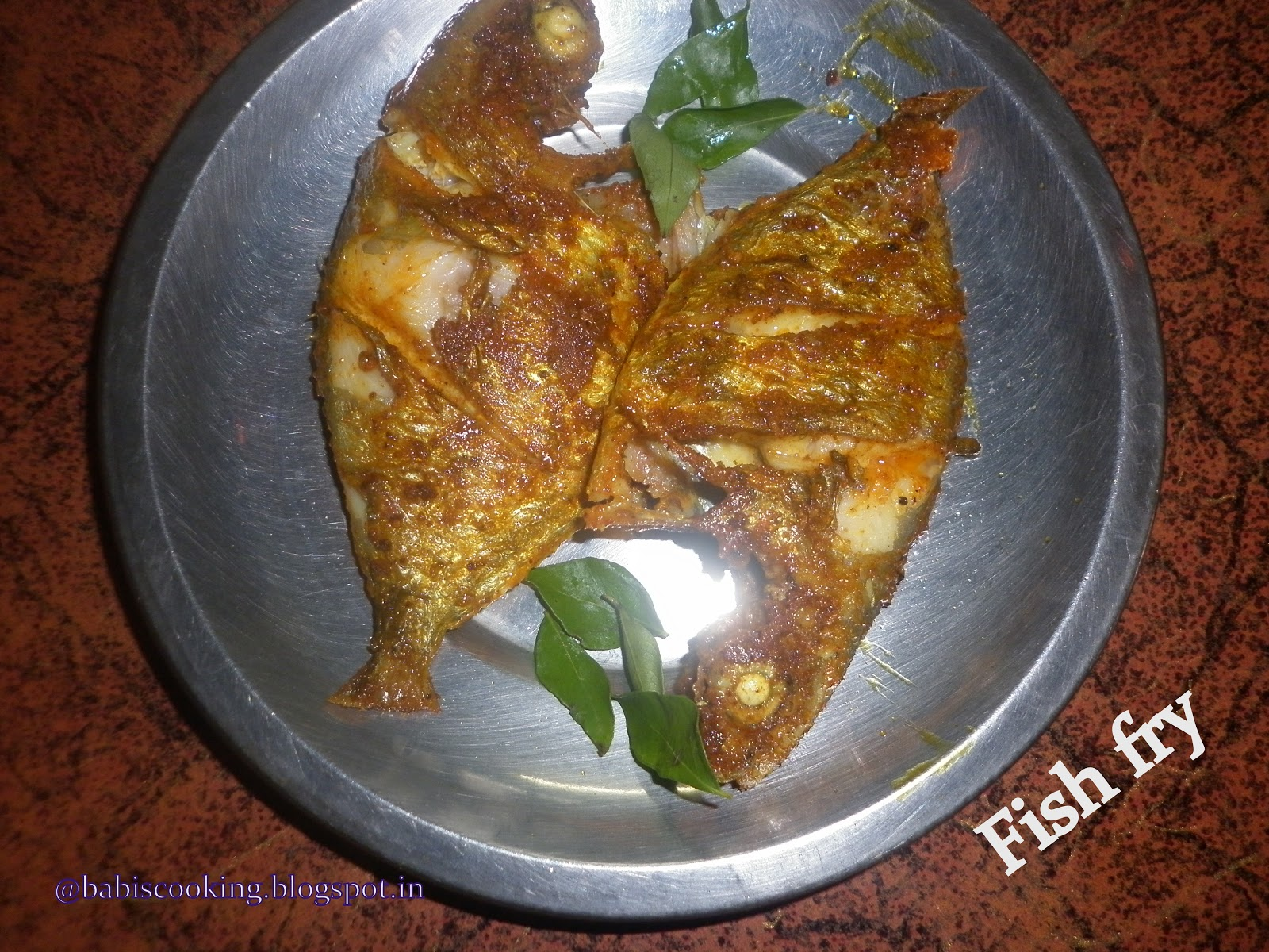 Babi 39 s recipes simple fish fry for Easy fish fry recipe