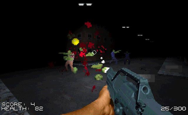 Shambles - новая игра от создателя Minecraft (Notch)