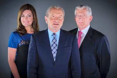 Karren Brady, Lord Sugar, Nick Hewer - Young Apprentice