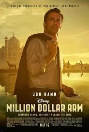 مشاهدة فيلم Million Dollar Arm 2014 مترجم اون لاين + تحميل مباشر
