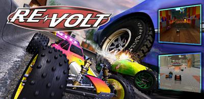 Download Game RE-VOLT Classic (Premium) + SD data Khusus Android Gratis