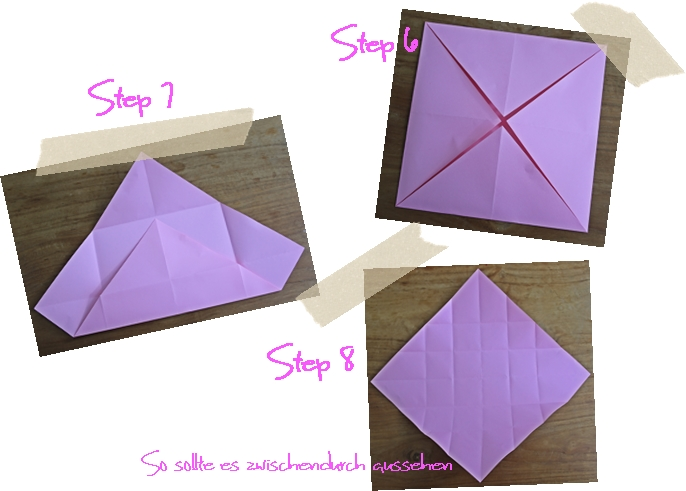 keep calm and relax diy origami box mit anleitung. Black Bedroom Furniture Sets. Home Design Ideas
