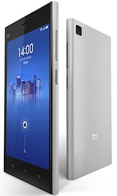 Harga HP Xiaomi Mi3
