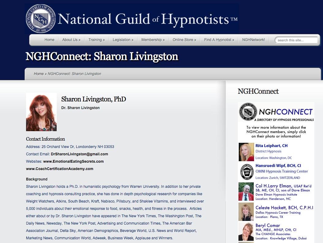 find hypnosis dissertations