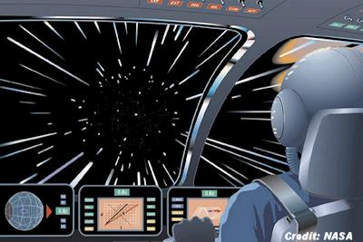 NASA One Step Closer To Warp Drive?