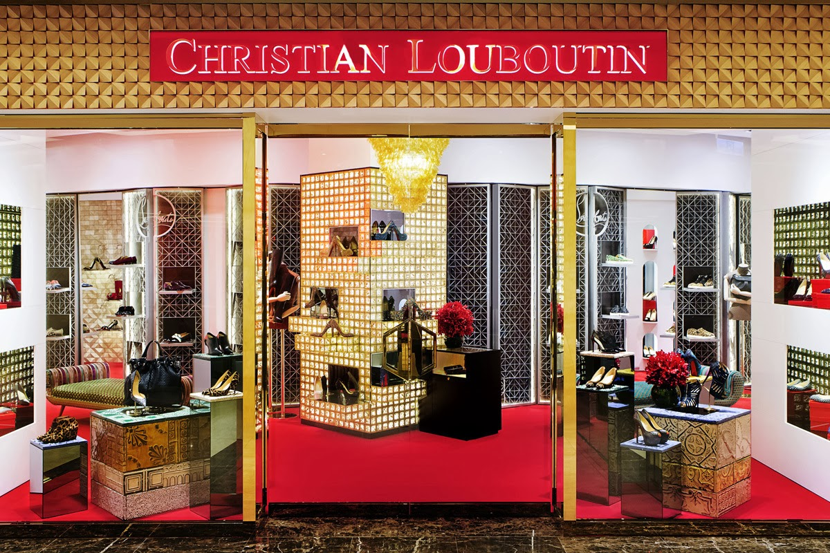 where is the christian louboutin store