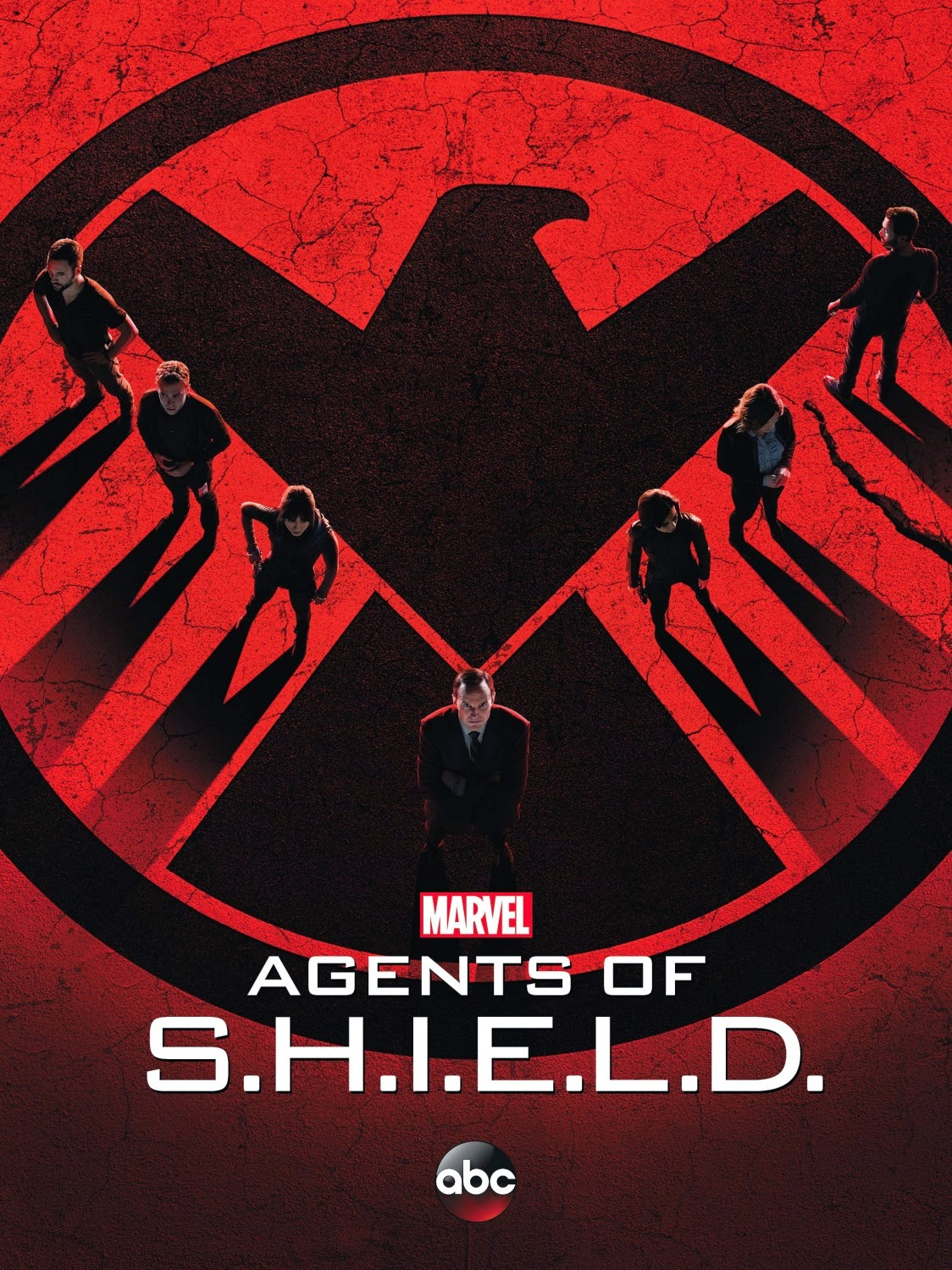 Marvel's Agents of SHIELD Teaser Television Poster