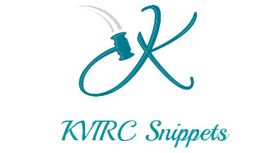 KVIRC Snippets
