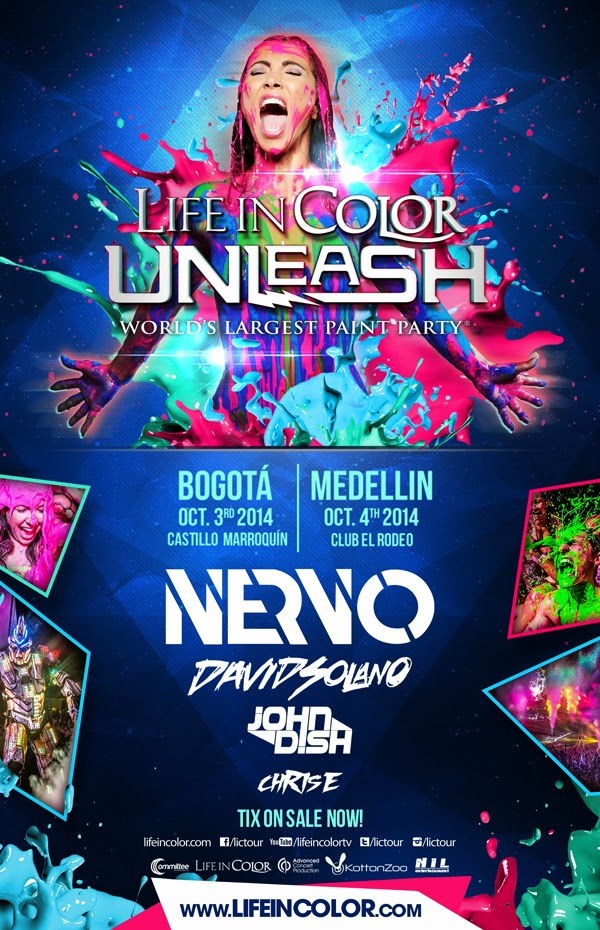 primera-Colombia-Life-in-Color-World's-Largest-Paint-Party-nervo