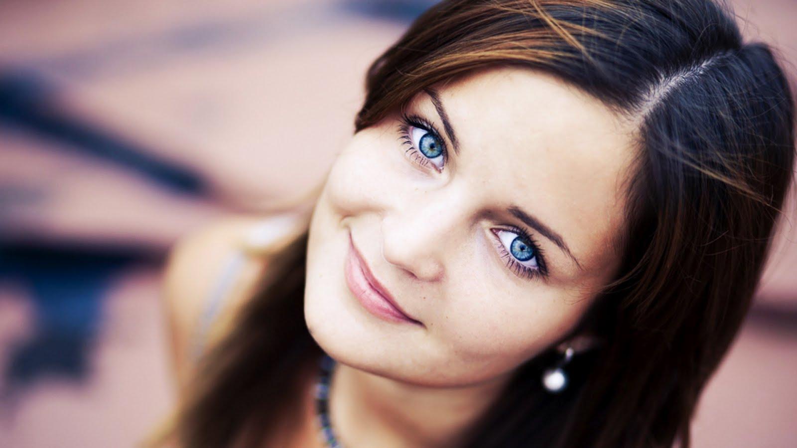 Красив портрет на момиче, HD Wallpaper