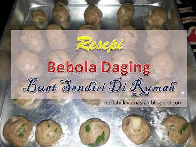 Resepi Bebola Daging